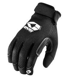 Black Evs Mens Laguna Air Mesh Gloves 2013