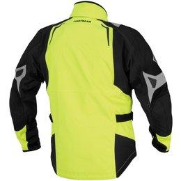 Firstgear Mens Kilimanjaro Armored Textile Jacket Yellow