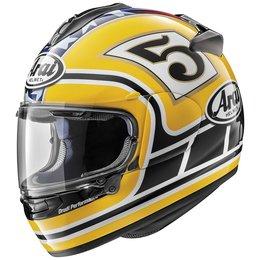 Arai DT-X DTX Edwards Legend Full Face Helmet Yellow