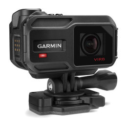 Garmin VIRB X High Definition Waterproof Compact Action Camera With GPS And WIFI Black