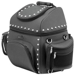 Studded Mustang Motorcycle Journey Bag One Size
