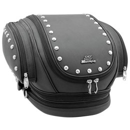 Studded Mustang Motorcycle Jaunt Bag One Size