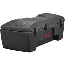 Quadboss Rear Rack Storage Box For ATV Universal Black 643200 Black
