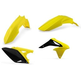 Acerbis Replacement Plastic Kit 10 For Suzuki RM-Z250 RMZ 250 10-11