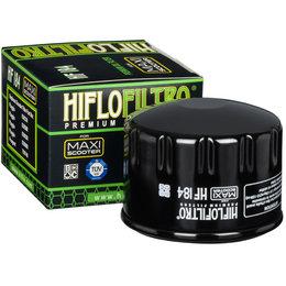 Hiflo Premium Scooter Oil Filter LS For Aprilia Piaggio HF184 Unpainted