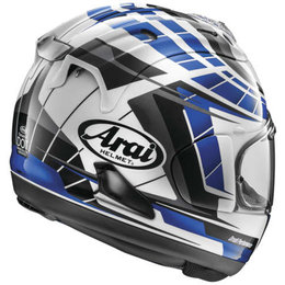 Arai Corsair-X Planet Full Face Helmet Blue