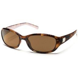 Tortoise Backpaint/brown Suncloud Womens Iris Sunglasses W Polarized Lens 2014 Tortoise Backpaint Brown