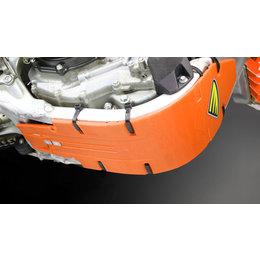 Cycra Skid Plate Speed Armor High Impact Orange KTM All 2-Stroke Models 07-12