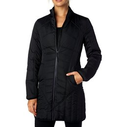 Fox Racing Women's Sequence Water-Resistant Quilted Jacket Black