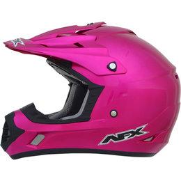 AFX FX17 Womens Solid Motocross Helmet Pink
