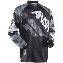 Black Camo Answer Mens Mode Jersey 2015