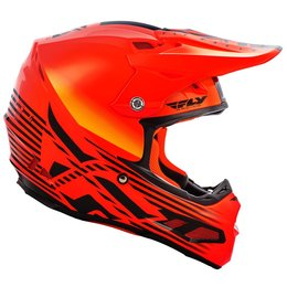 Fly Racing F2 Carbon MIPS Shield Cold Weather Helmet Orange