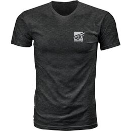 Fly Racing Mens Proper Premium Fit T-Shirt Black