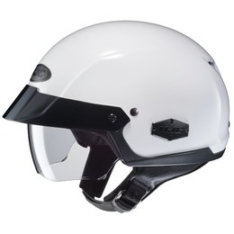 HJC Mens IS-Cruiser Half Helmet 2014 White