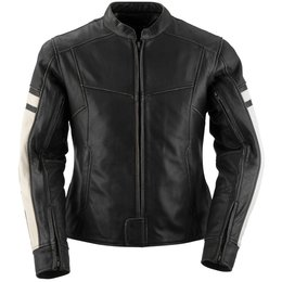 Black Brand Womens Eternity Leather Jacket