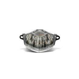 Rumble Concept LED Integrated Taillight Clear For Kawasaki ZX 6R 10R Z750 Z1000