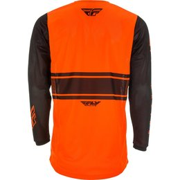 Fly Racing Mens Kinetic Mesh Era Jersey Orange