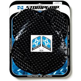 Stompgrip Volcano Street Bike Tank Grips Suzuki GSXR TL1000R Black 55-10-0047B Black