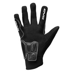 Black, White Evs Mens Valencia Mesh Gloves 2013 Black White