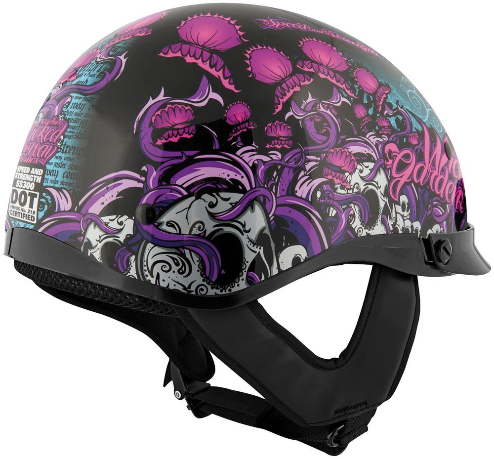 69 95 Speed Amp Strength Womens Ss300 Wicked Garden Half