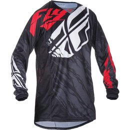 Fly Racing Mens Kinetic Relapse Jersey Black