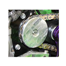 Blingstar Sprocket Guard Front Billet Aluminum Can-Am DS450 DS450X 2008-2013