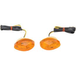 Competition Werkes LED Marker Lights Honda CBR600RR CBR1000RR Amber FH14-AMB Orange