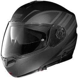 Flat Black Nolan N104 Voyager Modular Helmet N145271690187