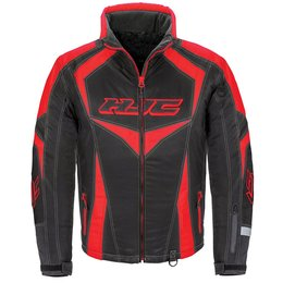 HJC Mens Survivor Snowmobile Jacket Red