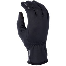 Klim Mens Glove 3.0 Maximum Protection E-Touch Snowmobile Liners Black