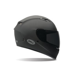 Matte Black Bell Powersports Mens Qualifier Full Face Helmet 2014