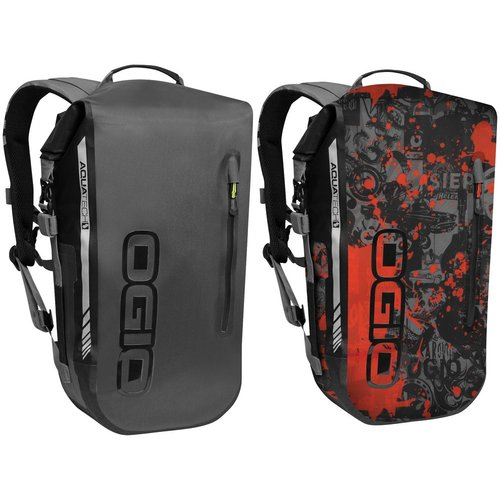 $129.99 Ogio All Elements Roll Top Waterproof Backpack #198985