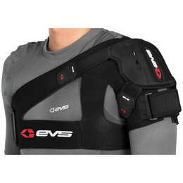 EVS SB04 Shoulder Support Brace Black