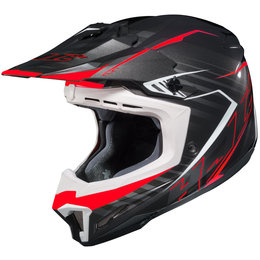 HJC CL-X7 Blaze Motocross MX Helmet Red