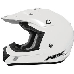 AFX FX17 Solid Full Face Helmet White