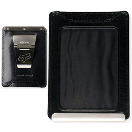 Black Fox Racing C-note Leather Wallet