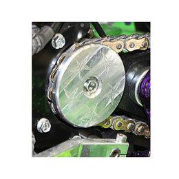 Blingstar Sprocket Guard Front Billet Aluminum For Honda TRX400EX 1999-2004