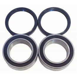 Modquad ATV 40mm Swing Arm Bearing/Seal Set Billet Aluminum For Honda SW-10 Unpainted
