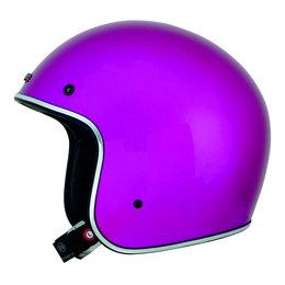 Fuchsia Afx Womens Fx-76 Fx76 Open Face Helmet