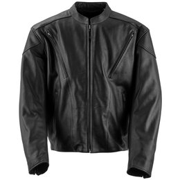 Black Brand Mens Killer Leather Jacket