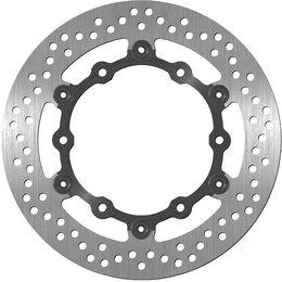 Bikemaster Front Brake Rotor For Yamaha Radian 600 YX600 SXR600 1195 Unpainted