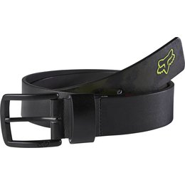 Fox Racing Mens Ozwego Belt Black