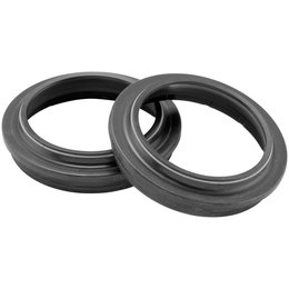 Black Bikemaster Fork Seal For Harley Davidson 39 X 52 X 11