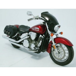 Memphis Shades Bullet Fairing Black For Honda VTX1300 C/R/S