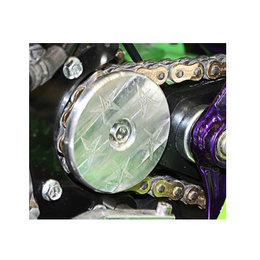 Blingstar Sprocket Guard Front Billet Aluminum For Honda TRX400EX 2005-2013