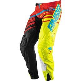 Answer Racing Mens Alpha Off-Road Motorcycle Pants Black
