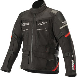 Alpinestars Mens Andes Pro Drystar Tech-Air Compatible Textile Jacket Black
