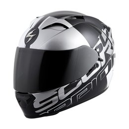 Scorpion EXO-T1200 EXOT 1200 Quattro Full Face Helmet White