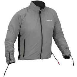 Firstgear Mens 90-Watt Heated Jacket Liner Grey