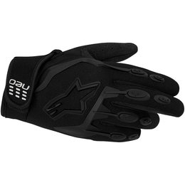 Alpinestars Mens Neo Moto Textile Gloves Black